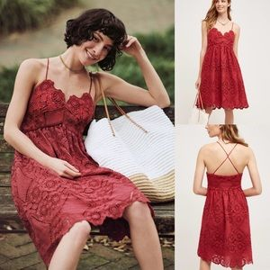 🌙NEW Anthropologie summer moon dress by Maeve